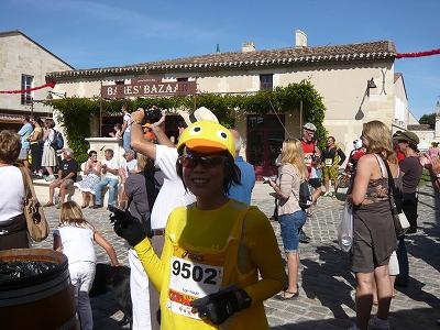 メドックマラソンツアーDay3 メドックマラソン2010 11km~21km_d0113725_256331.jpg
