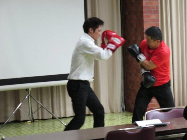 Sparring lectures._c0157558_22325525.jpg