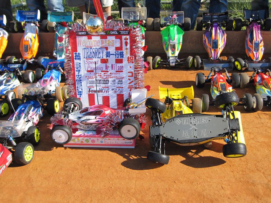 TRESREY OFF‐ROAD RACE ROUND‐3 レポート 鶴田絢史_e0166663_10455074.jpg