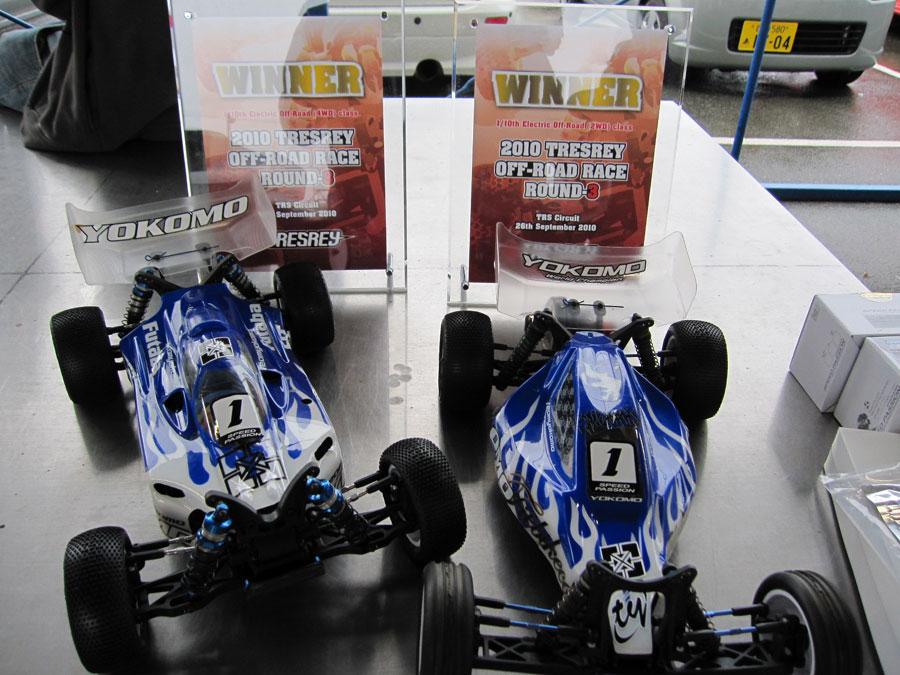 TRESREY OFF‐ROAD RACE ROUND‐3 レポート 鶴田絢史_e0166663_10471679.jpg