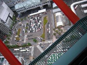 旅日記-19 「京都タワー」_e0033570_21504829.jpg