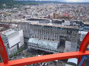 旅日記-19 「京都タワー」_e0033570_21523390.jpg
