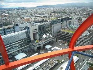 旅日記-19 「京都タワー」_e0033570_21524937.jpg