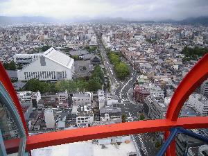 旅日記-19 「京都タワー」_e0033570_21555962.jpg