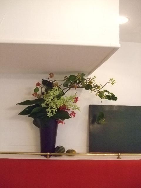 オークリーフ(ミストリーベロ開店の花)_f0049672_16554299.jpg