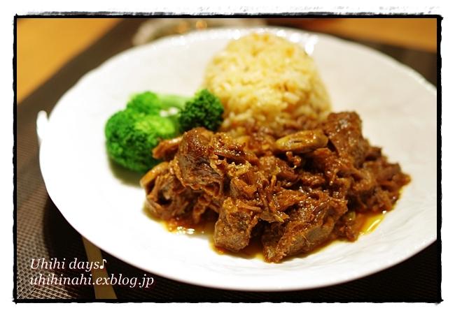 牛肉のビール煮_f0179404_6513358.jpg