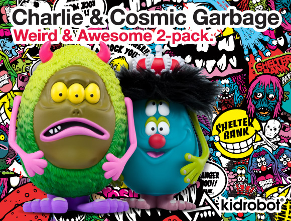 Shelterbank Charlie and Cosmic Garbage _c0083911_13554745.jpg