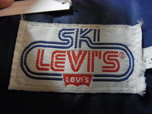 10/2(土)入荷、追加商品+4 70'SSKI LEVI'S ベスト _c0144020_83261.jpg