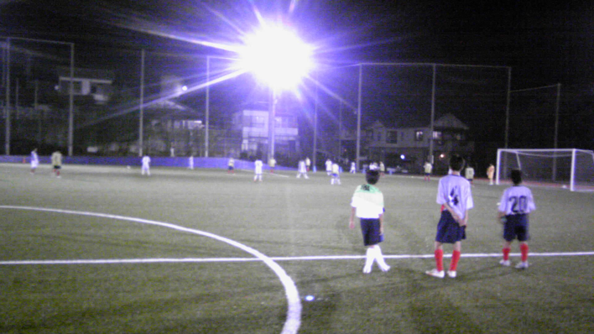 FC Fuji 練習試合 対戦相手:吉原第一_e0203832_21432062.jpg