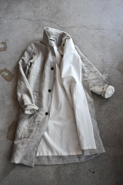 GARMENT REPRODUCTION OF WORKERS FRENCH GARDENER COAT