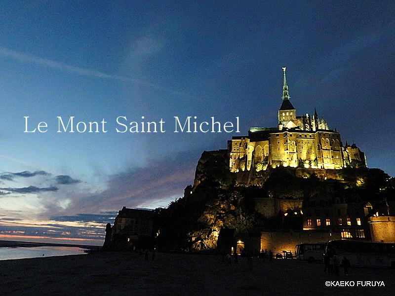 モン・サン・ミッシェル Ⅴ _a0092659_15535221.jpg