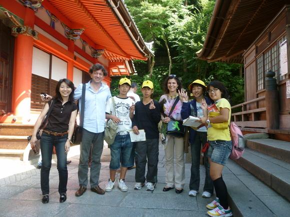 京都、素敵な出会い。_c0180686_21201386.jpg