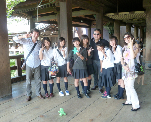 京都、素敵な出会い。_c0180686_21222240.jpg