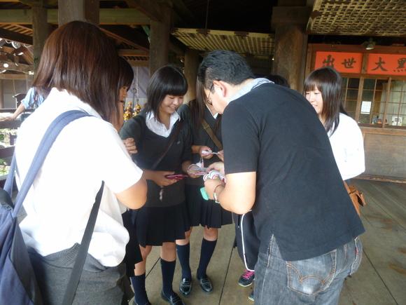 京都、素敵な出会い。_c0180686_2122750.jpg