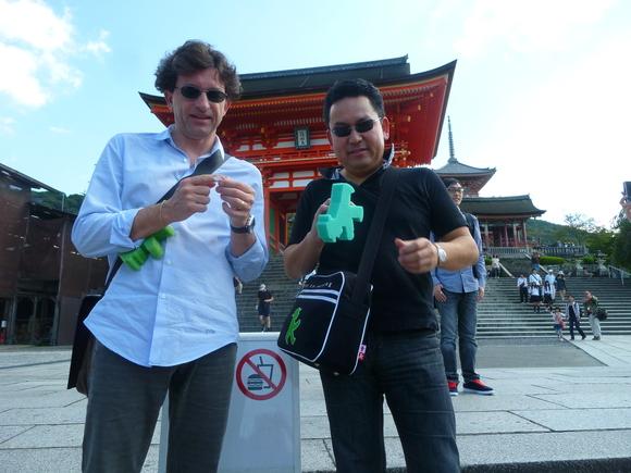 京都、素敵な出会い。_c0180686_21264077.jpg