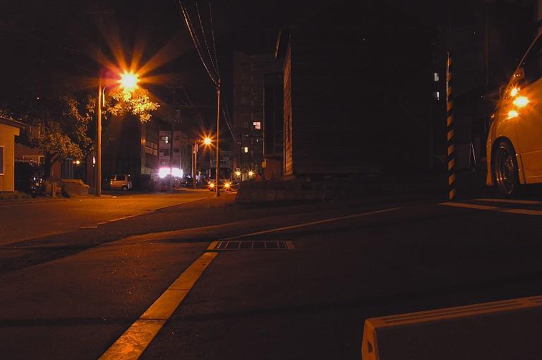 町の灯り1