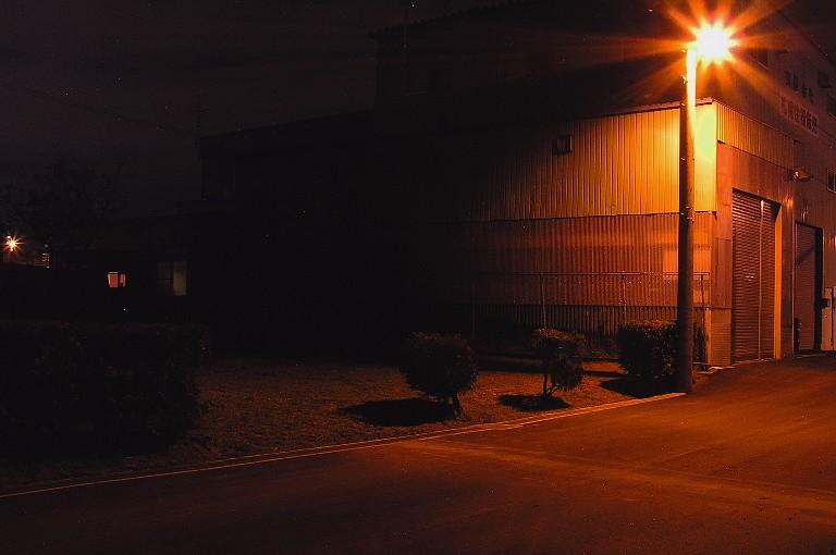 町の灯り2