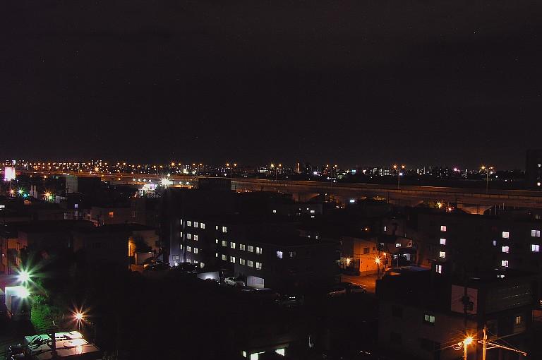 町の灯り3