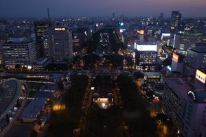 名古屋のテレビ塔に登ってきた。_b0194208_23282670.jpg