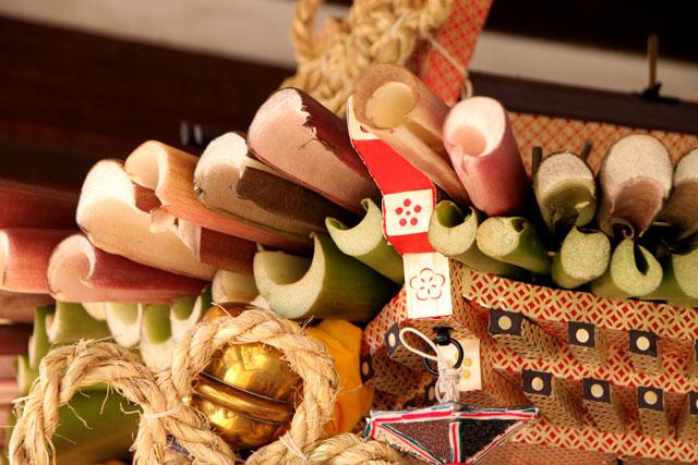 北野天満宮 ずいき祭_e0048413_20343320.jpg