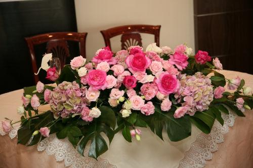 結婚式 披露宴開始~お色直し退場_f0108346_23581758.jpg