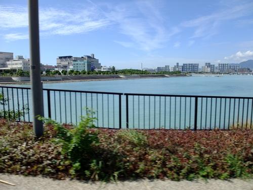 秋の武庫川サイクリング 西宮シーサイド・ラン_d0174462_258863.jpg