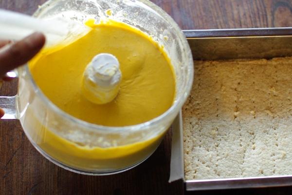 カボチャのチーズケーキを作る_c0110869_21242479.jpg