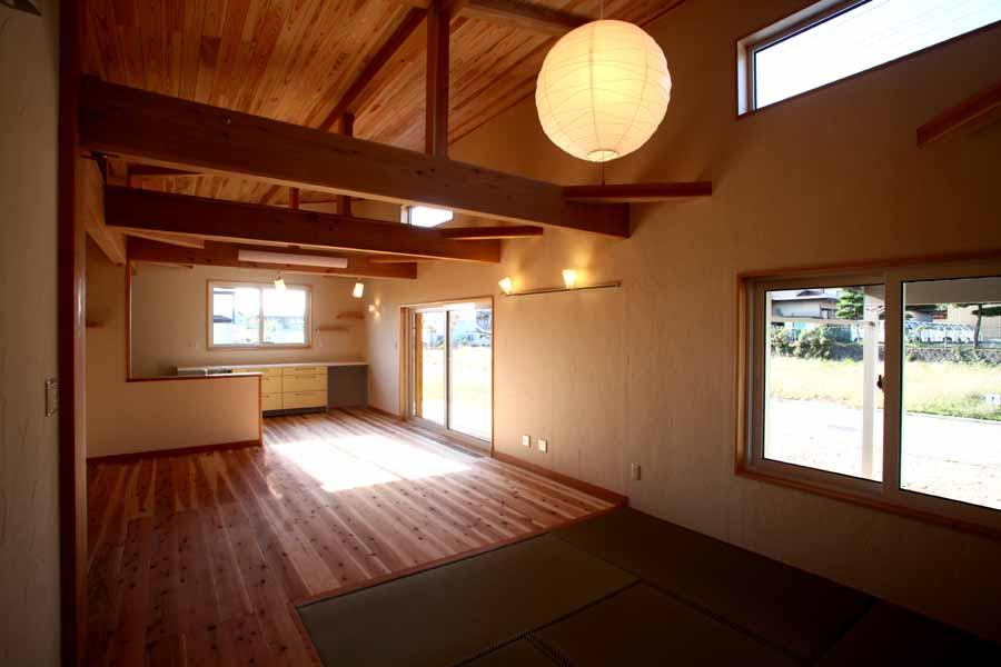 K邸「なかがわらの家」 完成見学会_f0150893_1881874.jpg
