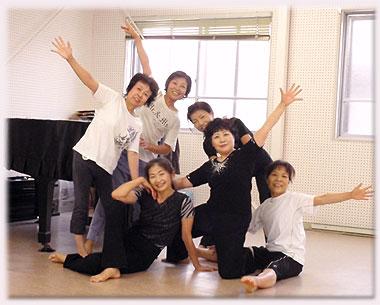 大阪・しぎの教室(からだ塾)のメンバーです。