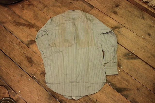 小柄な方必見!ドレスシャツ!_d0121303_18153377.jpg