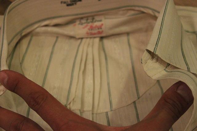 小柄な方必見!ドレスシャツ!_d0121303_18394281.jpg