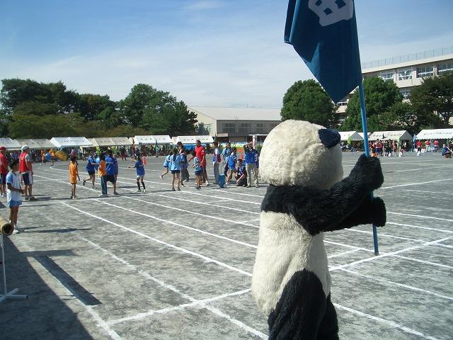やっぱり体育祭は10月に!_f0141310_22373522.jpg