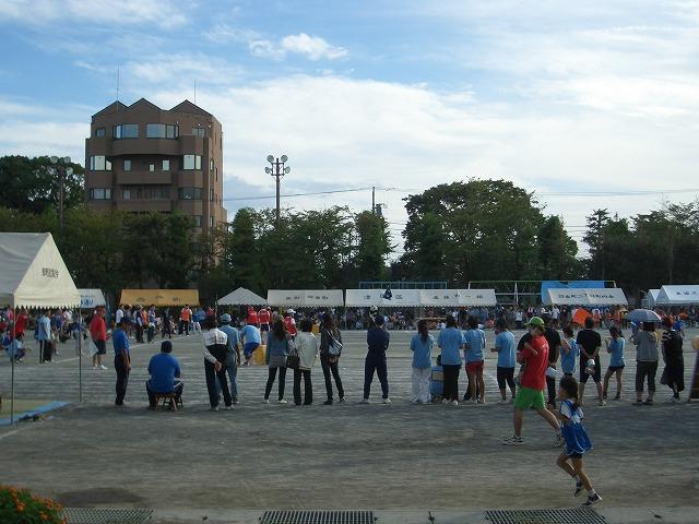やっぱり体育祭は10月に!_f0141310_2238582.jpg