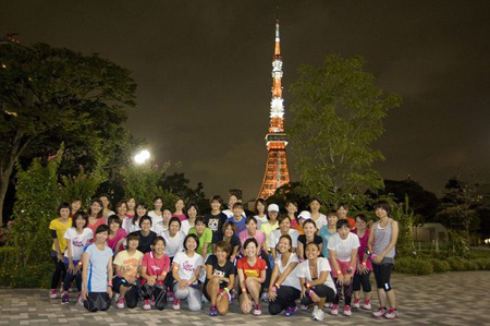 NIKE RUNNING CLUB☆GIRLS NIGHT_c0161724_9201876.jpg
