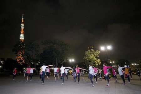 NIKE RUNNING CLUB☆GIRLS NIGHT_c0161724_92813.jpg