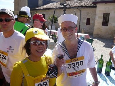 メドックマラソンツアーDay3 メドックマラソン2010 21km~30km_d0113725_19084.jpg