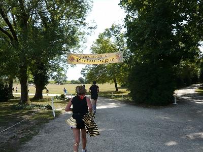 メドックマラソンツアーDay3 メドックマラソン2010 31km~完走!_d0113725_3462977.jpg
