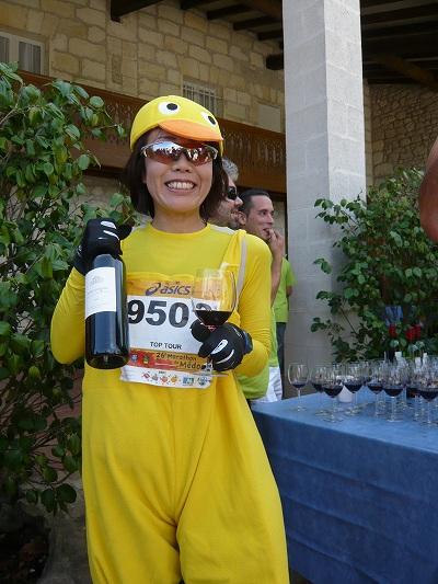 メドックマラソンツアーDay3 メドックマラソン2010 31km~完走!_d0113725_41613.jpg