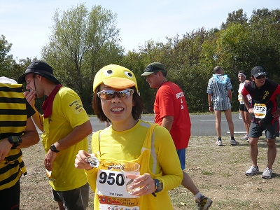 メドックマラソンツアーDay3 メドックマラソン2010 31km~完走!_d0113725_491668.jpg