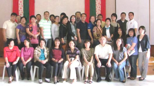 Association of Nihongo Teachers in Northern Luzon was organized.  北ルソン日本語教師会 発足!!_a0109542_19114732.jpg