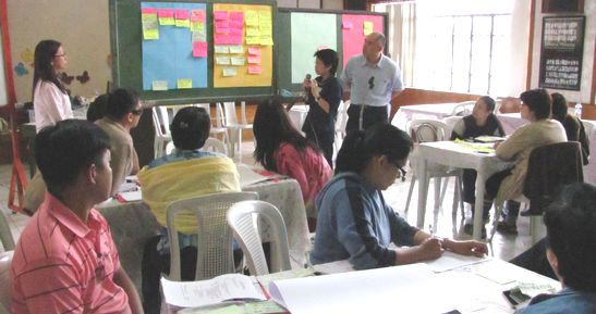 Association of Nihongo Teachers in Northern Luzon was organized.  北ルソン日本語教師会 発足!!_a0109542_19195322.jpg