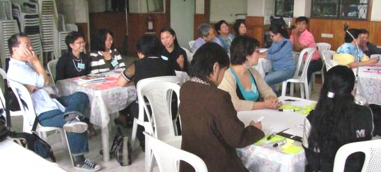 Association of Nihongo Teachers in Northern Luzon was organized.  北ルソン日本語教師会 発足!!_a0109542_19202395.jpg