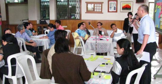 Association of Nihongo Teachers in Northern Luzon was organized.  北ルソン日本語教師会 発足!!_a0109542_1920950.jpg