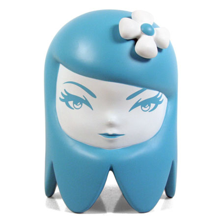 Ghost Girl : Blue by Matt Siren_e0118156_1722335.jpg