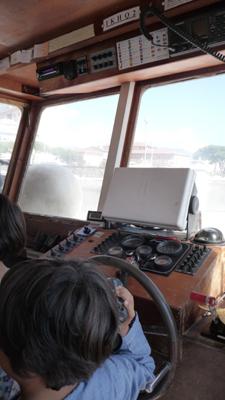 トスカーナの漁師さんに会いに行きました_f0106597_2057912.jpg