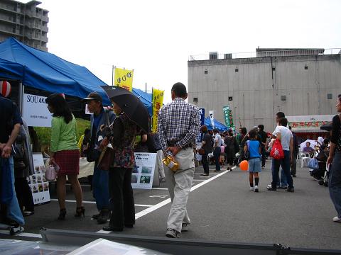 かしも産業祭in六斎市 _f0073301_18291224.jpg