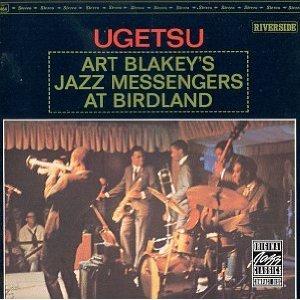 Ugetsu / Art Blakey\'s Jazz Messengers_d0127503_1393040.jpg
