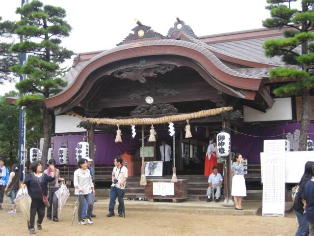 玉島~寄島大浦神社秋祭りへ_f0197703_13452532.jpg