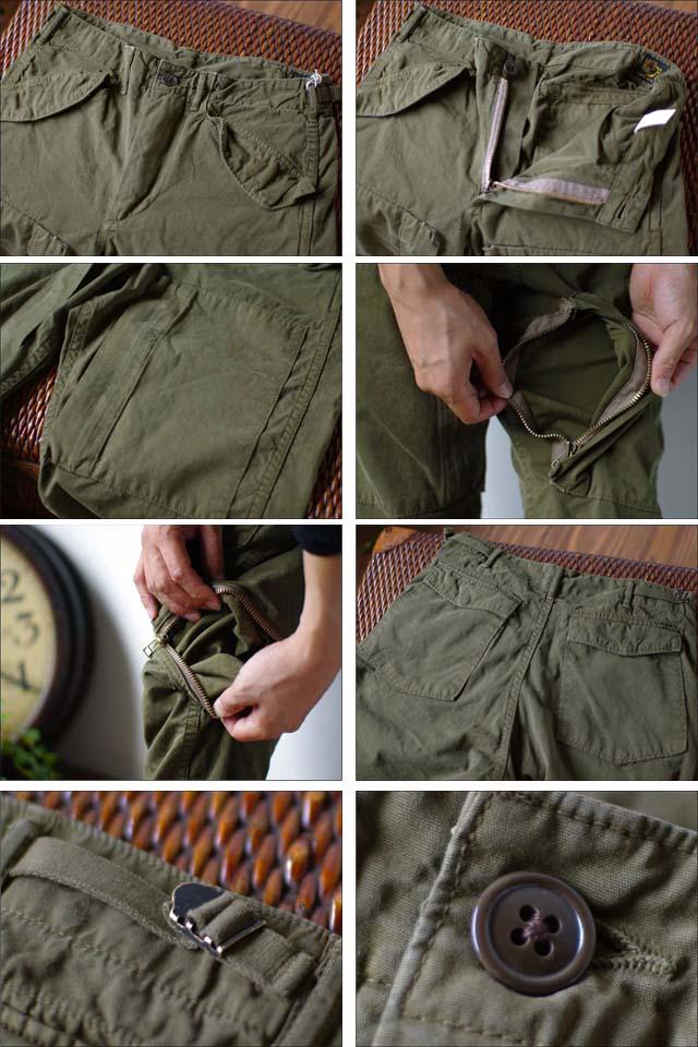 orslow[オアスロウ] PARACHUTE PANTS [weater cloth] MEN\'S_f0051306_16584019.jpg