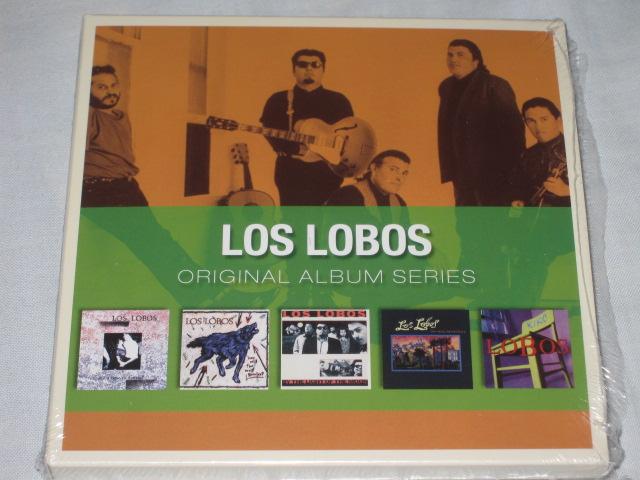 LOS LOBOS / ORIGINAL ALBUM SERIES_b0042308_18534058.jpg